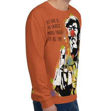 Load image into Gallery viewer, Mr. Kling Self love unisex all-over sweatshirt