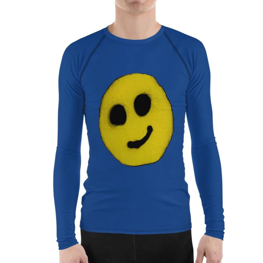 R. Wolff Smiley SØ19 all-over sporty longsleeve