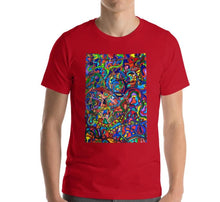 Load image into Gallery viewer, Jane Indigo 08 100% cotton unisex t-shirt