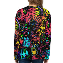 Load image into Gallery viewer, Jane Indigo 10 all-over unisex sweatshirt