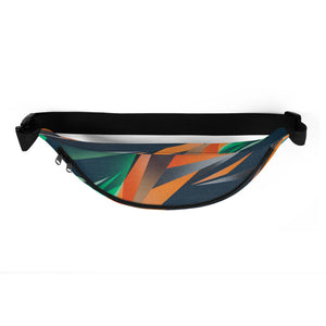 A. Platkovsky City Lights 06 all-over fanny pack