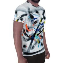 Load image into Gallery viewer, Jp.carp 06 all-over athletic t-shirt