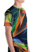 Load image into Gallery viewer, A. Platkovsky City Lights 06 all-over t-shirt