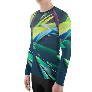 A. Platkovsky City Lights 08 sporty all-over longsleeve
