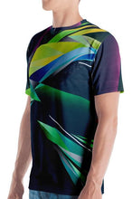 Load image into Gallery viewer, A. Platkovsky City Lights 08 all-over t-shirt