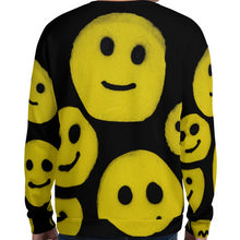 Load image into Gallery viewer, R. Wolff Smiley SØ19 all-over unisex sweatshirt