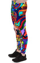 Load image into Gallery viewer, Jane Indigo 08 all-over leggings