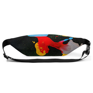 Jp.carp 05 all-over fanny pack