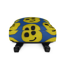 Load image into Gallery viewer, R. Wolff Modest smiley SØ19 all-over backpack