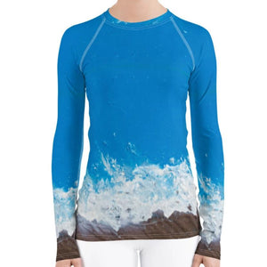 NEW: Jane Indigo 09 sporty all-over longsleeve