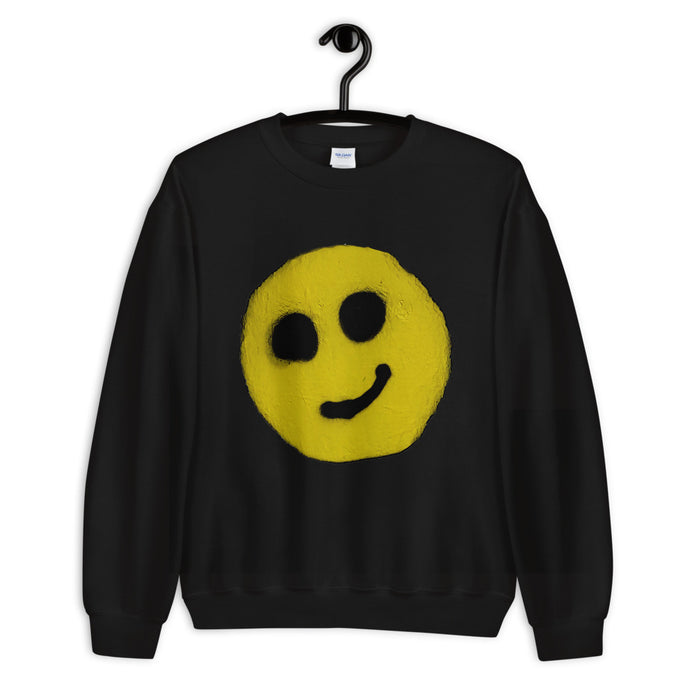 NEW: R. Wolff Modest smiley SØ19 - or style your own! unisex sweatshirt