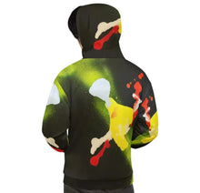 Load image into Gallery viewer, Jp.carp all over print hoodie for #ArtIt - urban artwear