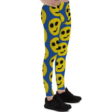 Load image into Gallery viewer, R. Wolff Modest smiley SØ19 all-over leggings