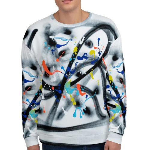Jp.carp 06 all-over unisex sweatshirt
