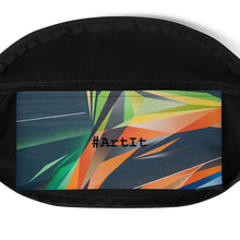 Load image into Gallery viewer, A. Platkovsky City Lights 06 all-over fanny pack