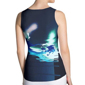 All over print tank top by jp.carp for #Artit - urban artwear