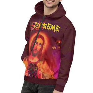 Mr. Kling Supreme all-over unisex hoodie