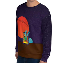 Load image into Gallery viewer, NEW: Graphwhale 01 all-over unisex hoodie