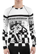 Load image into Gallery viewer, P. Wang Tekno 3 sporty all-over longsleeve