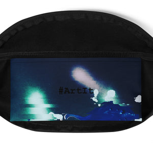 Jp.carp 04 all-over fanny pack