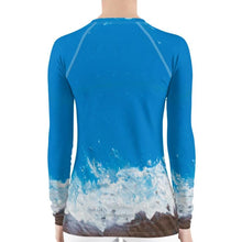 Load image into Gallery viewer, NEW: Jane Indigo 09 sporty all-over longsleeve