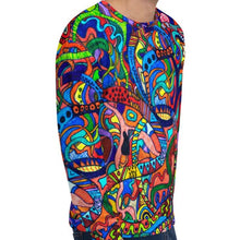 Load image into Gallery viewer, Jane Indigo 08 unisex all-over sweatshirt