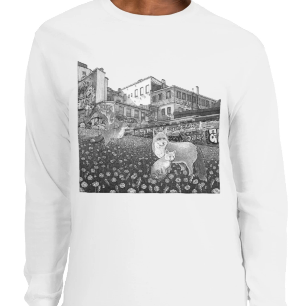 I.T. Hammar The Neighbourhood 100% cotton longsleeve