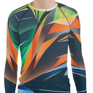A. Platkovsky City Lights 06 sporty all-over longsleeve