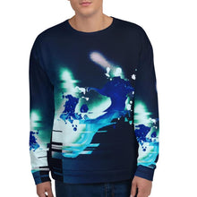 Load image into Gallery viewer, Jp.carp all-over print sweatshirt for #Artit - urban artwear