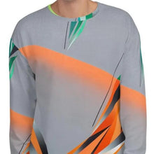 Load image into Gallery viewer, A. Platkovsky City Lights 04 unisex all-over sweatshirt