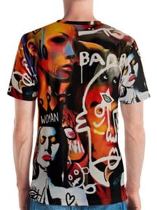 NEW: Mr. Kling Bad Boy all-over t-shirt