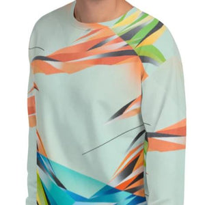 A. Platkovsky City Lights 05 unisex all-over sweatshirt