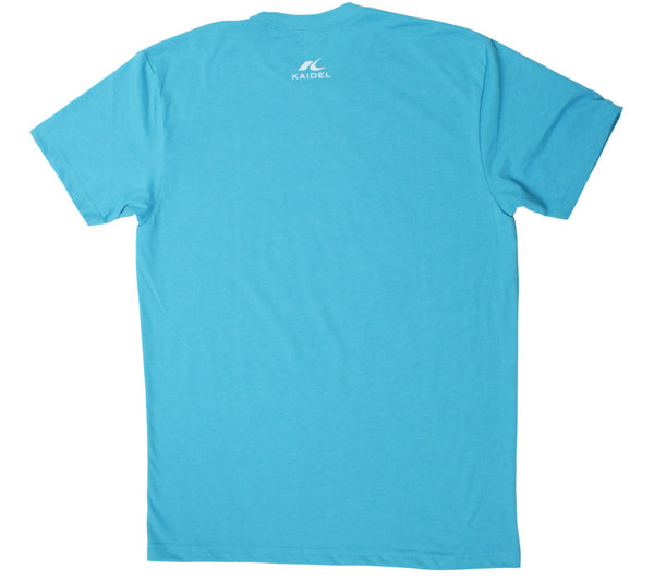 Bike Greatest Invention Beach Blue Mens Short Sleeve T-shirt back