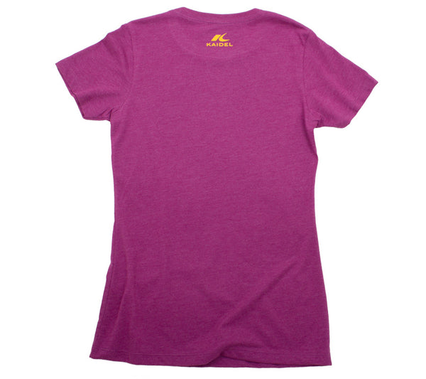 Happy Hour City Run - Lush T - Women's Short Sleeve T-shirt Back