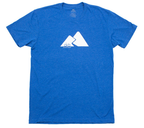 Mountain Pass Cyclist - Men Short Sleeve T-shirt front
