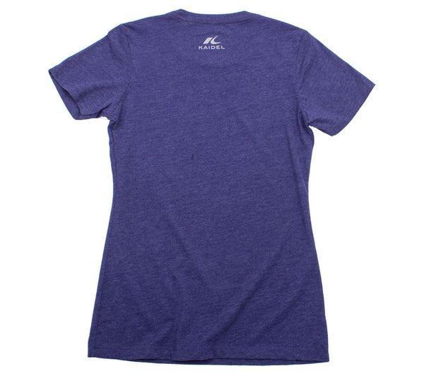 Slow & Steady Running Club - Storm T - Women's Short Sleeve T-shirt back
