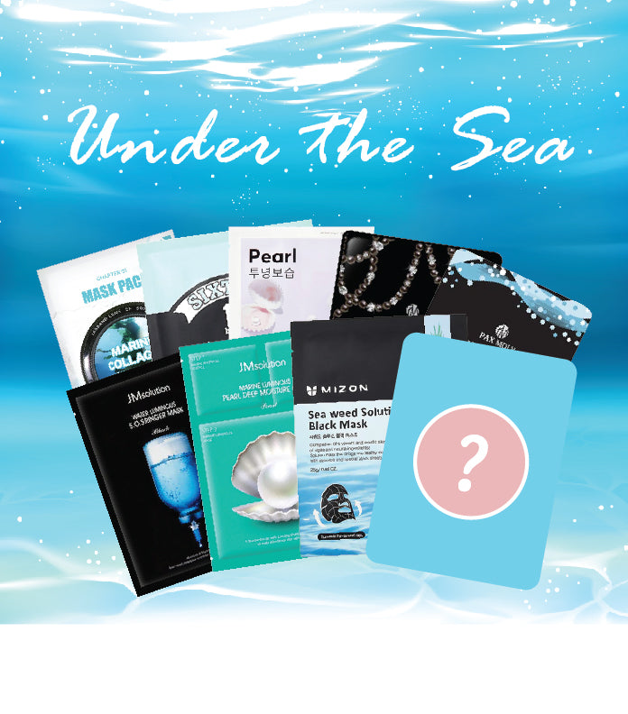 """Under The Sea"" Mask Maven"