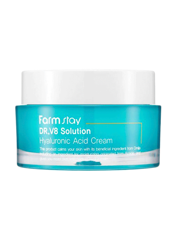 Dr. V8 Solution Hyaluronic Acid Cream