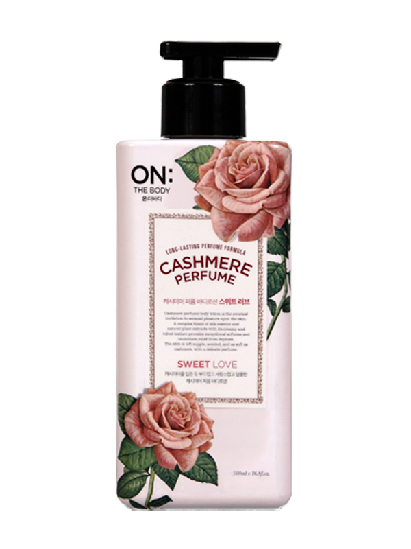 Cashmere Perfume Sweet Love Body Lotion