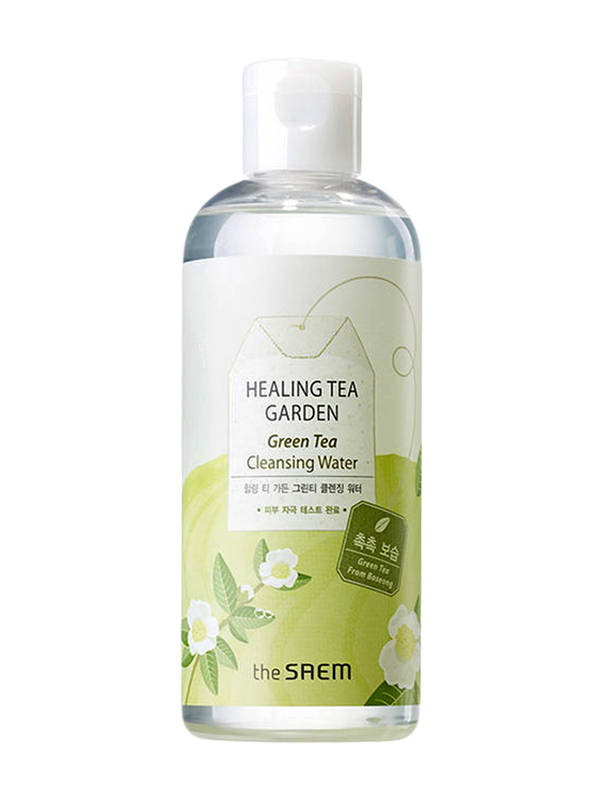 Healing Tea Garden Green Tea Cleansing Water