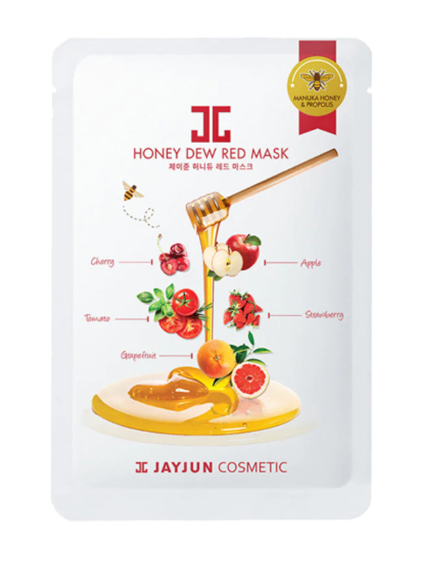 Honey Dew Red Sheet Mask
