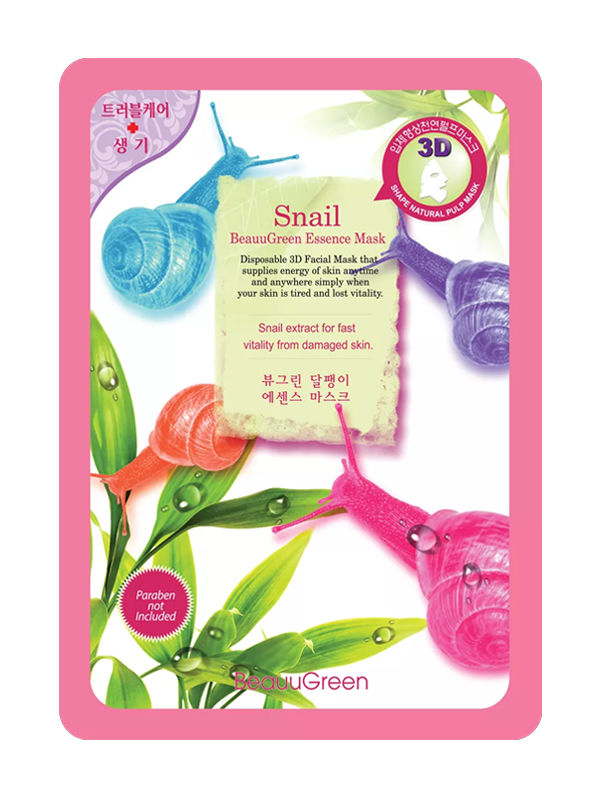 Snail Essence Sheet Mask
