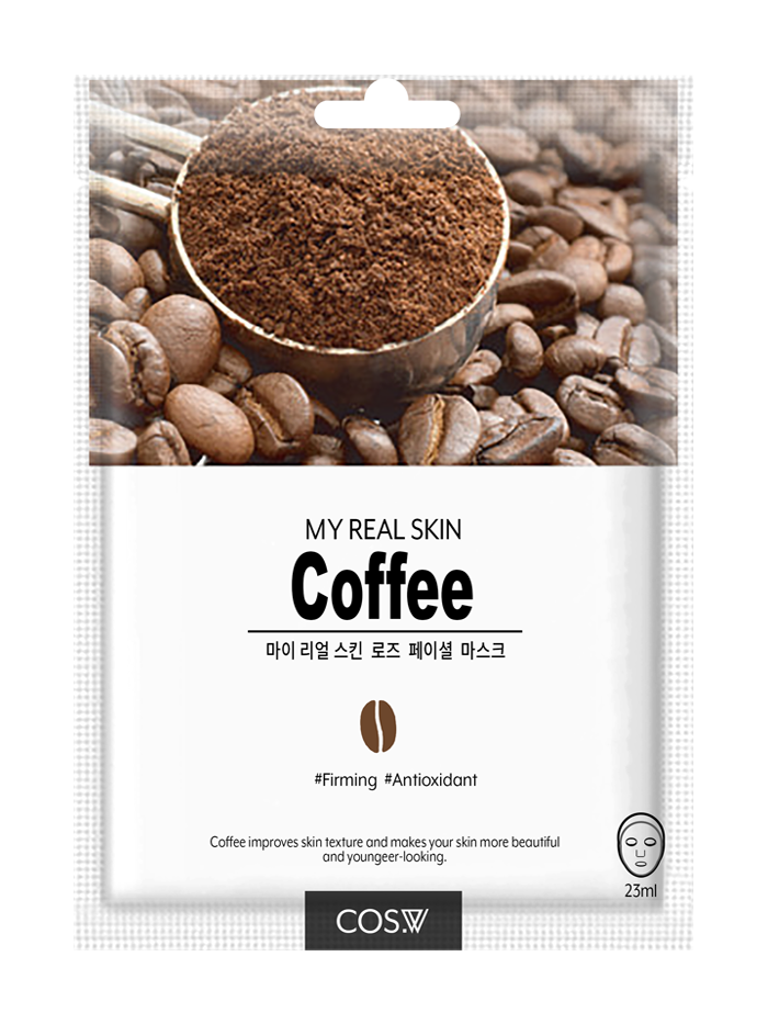 My Real Skin Coffee Sheet Mask