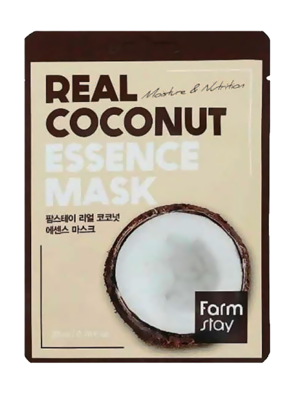Real Nature Coconut Sheet Mask