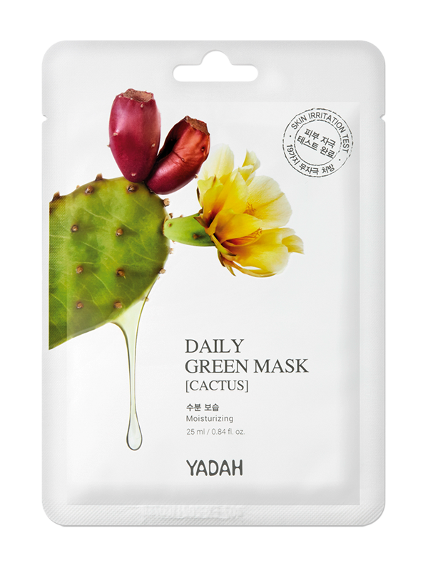 Daily Green Cica Sheet Mask