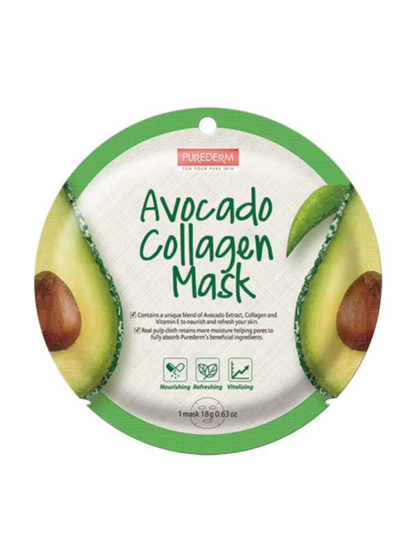 Avocado Collagen Sheet Mask