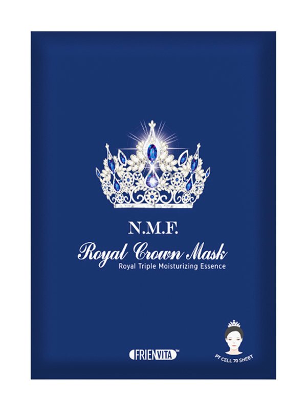 NMF Royal Crown Sheet Mask