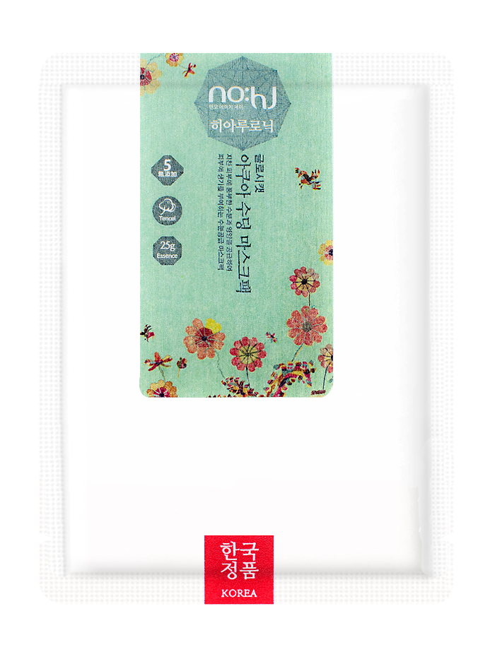 Aqua Soothing Pearl Sheet Mask