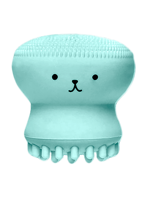 Octopus Silicone Cleansing & Massaging Brush