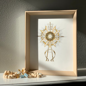 Monstrance of His Holy Name